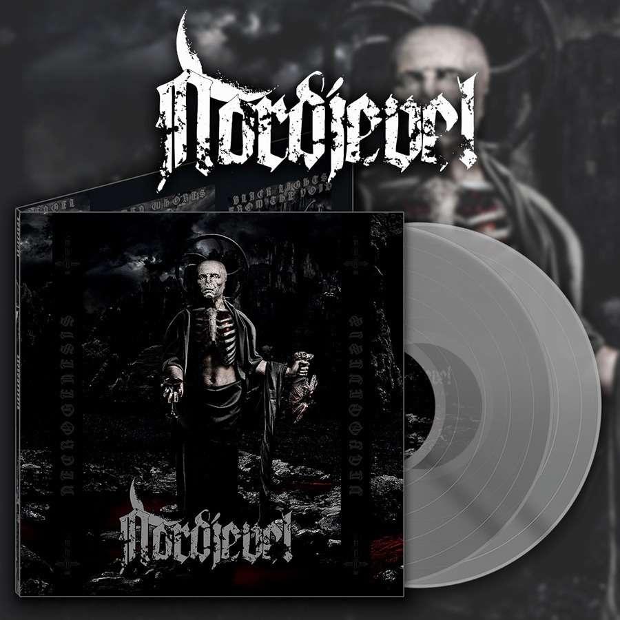 NORDJEVEL Necrogenesis. Clear Vinyl
