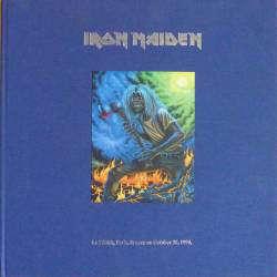 Iron Maiden Le Zenith,Paris 1990