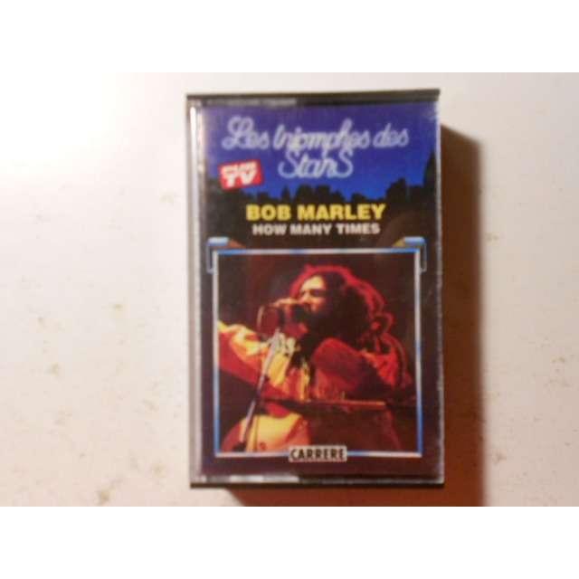 bob marley how many times