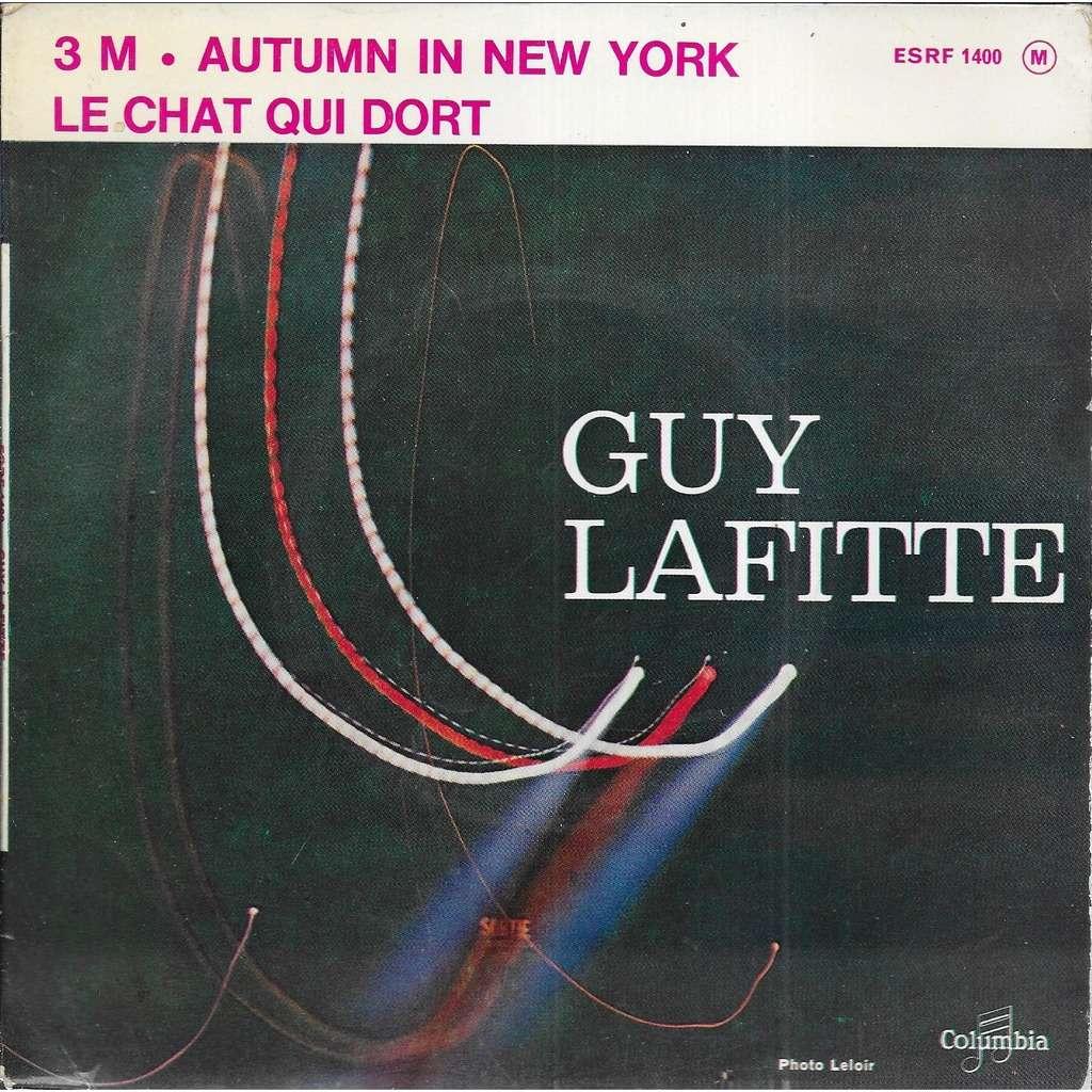 Guy LAFITTE 3 M