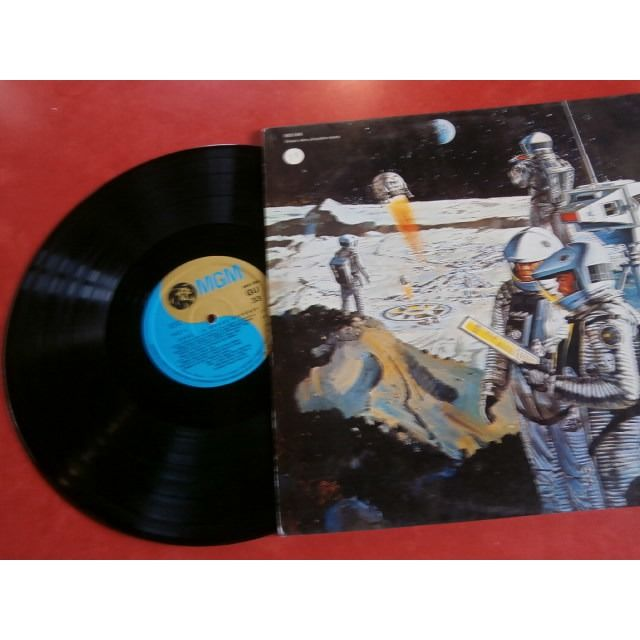 OST 2001 a space odyssey