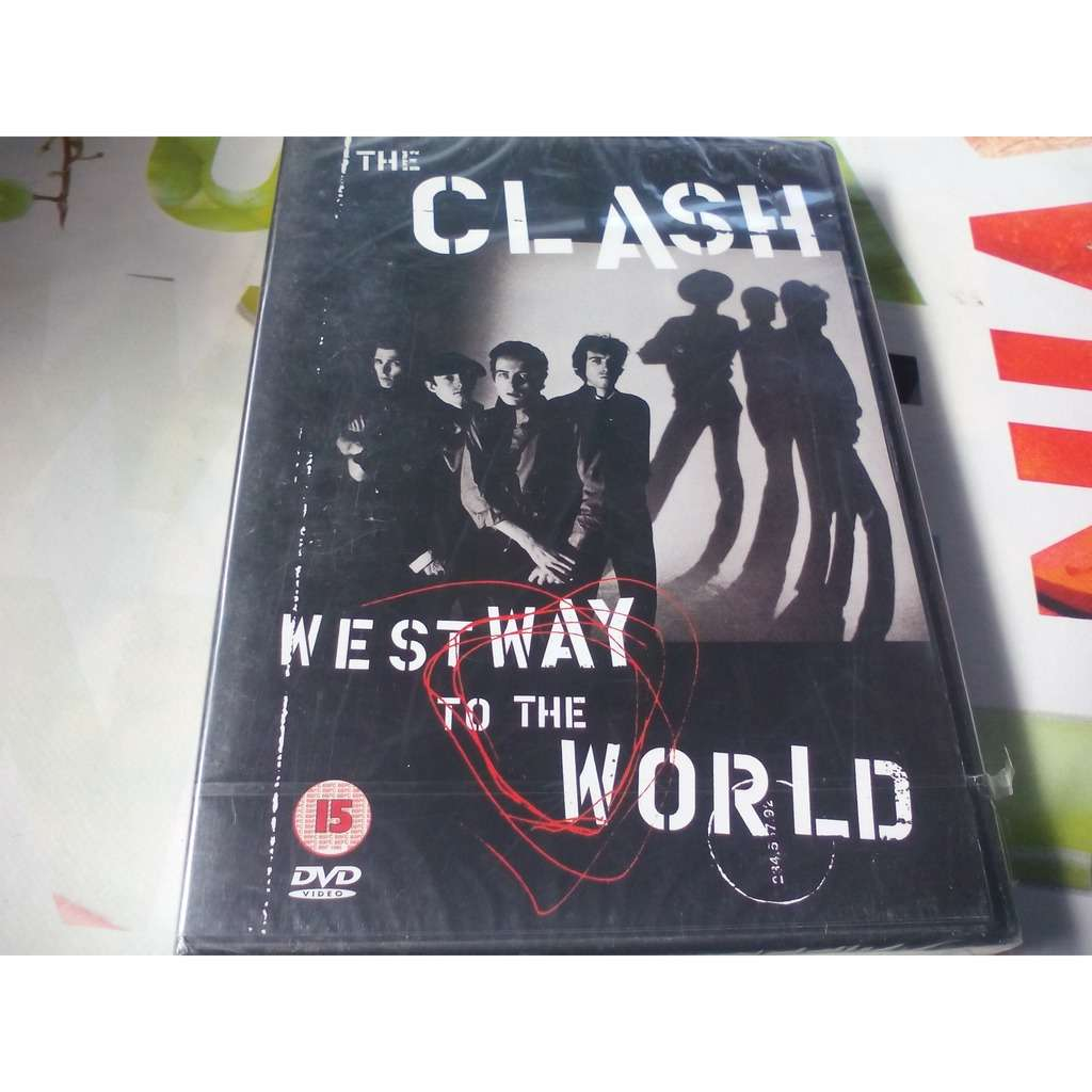 THE CLASH WEST WAY TO THE WORLD