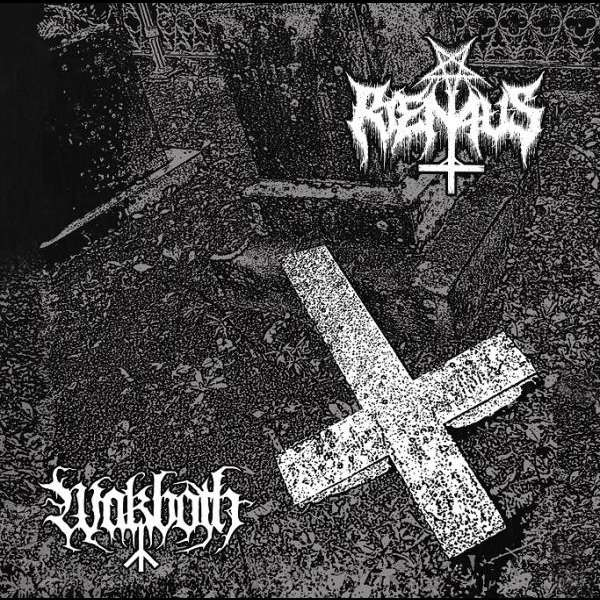 RIENAUS / WAKBOTH Split CD