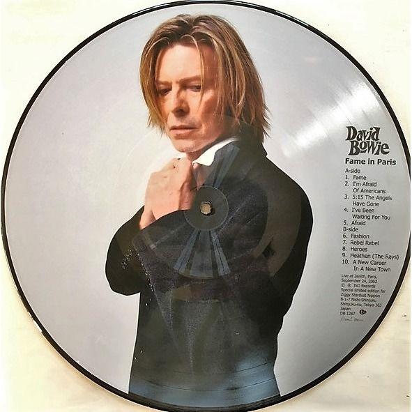 David Bowie Fame in Paris (Paris Le Zénith 24.09.2002)