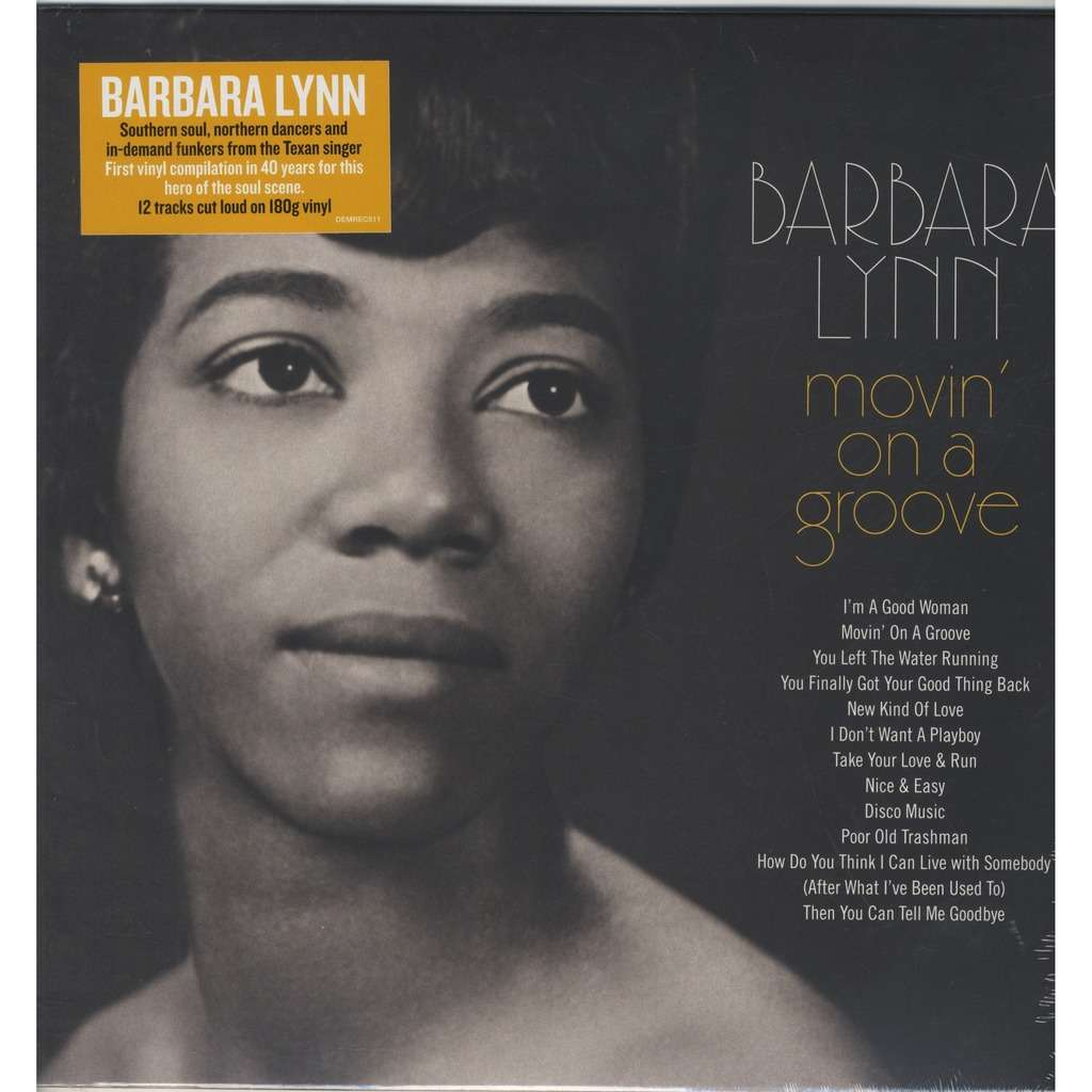 Barbara Lynn Movin' On A Groove