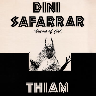 Mor Thiam Mor Thiam - Dini Safarrar (Drums Of Fire)