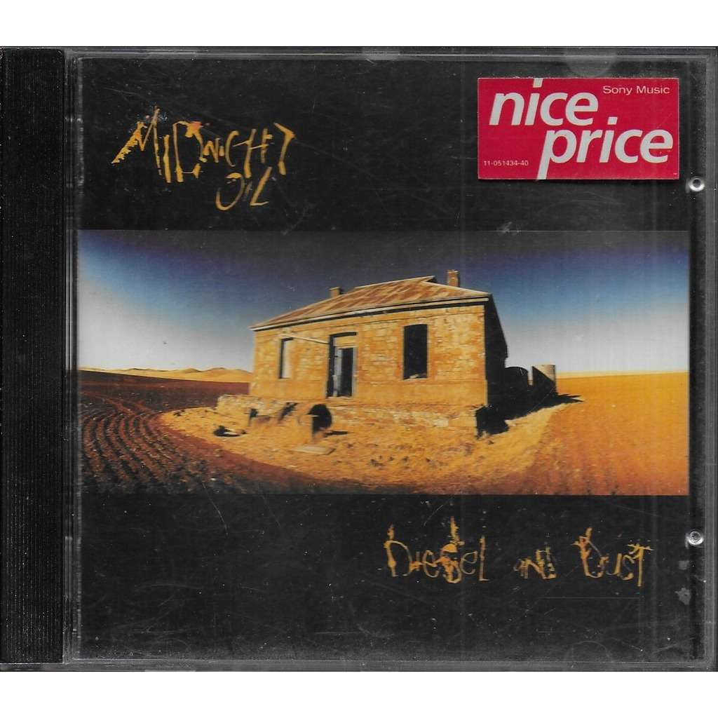 MIDNIGHT OIL Diesel and Dust