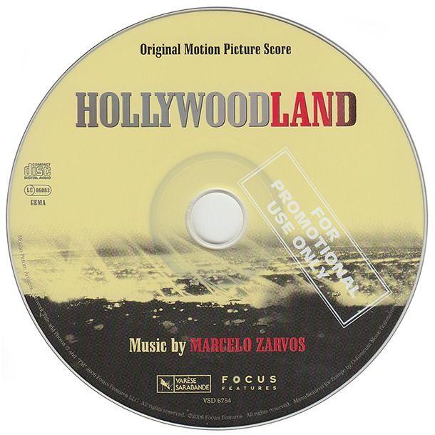 Marcelo Zarvos Hollywoodland (Original Motion Picture Soundtrack)