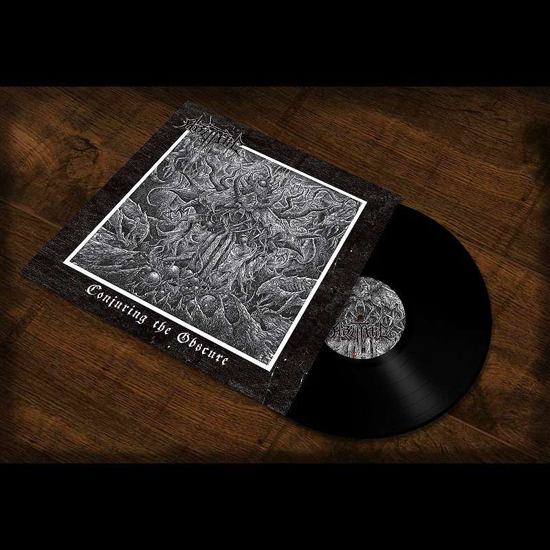 ABYTHIC Conjuring the Obscure. Black Vinyl