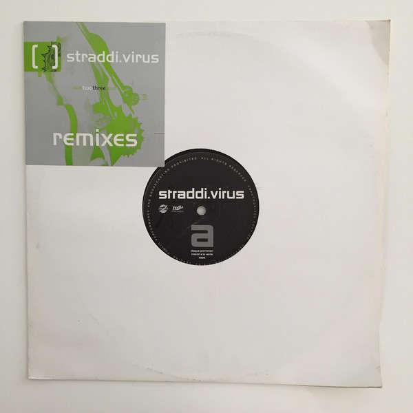 STRADDI-VIRUS One Two Three Four (Remixes) - Promo