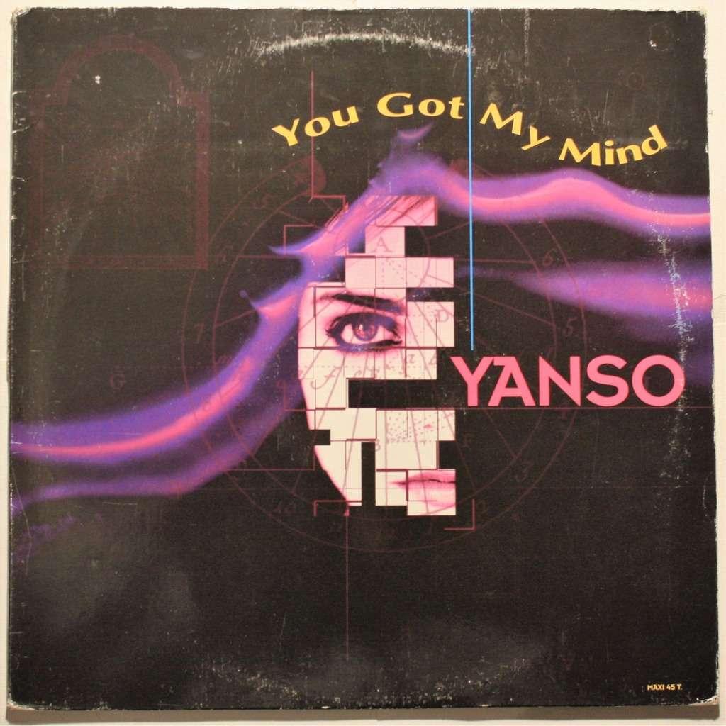 Yanso You got my mind
