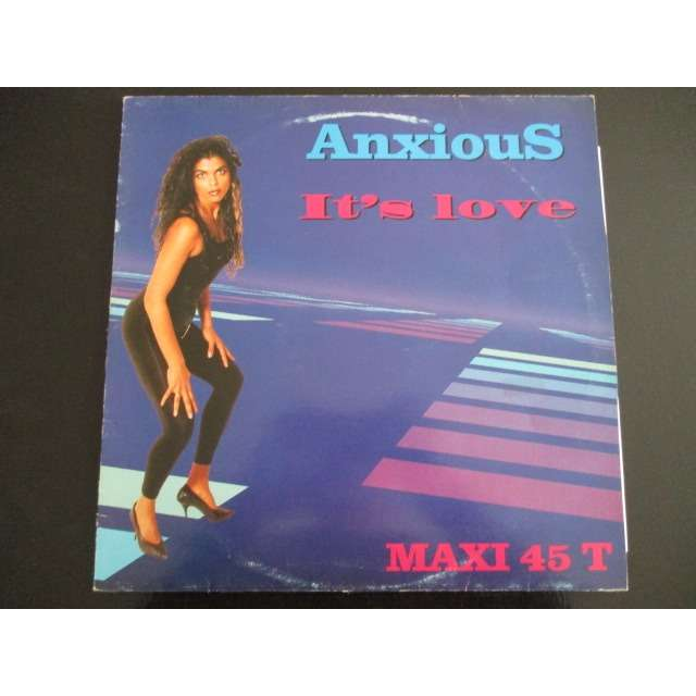 Anxious It's Love