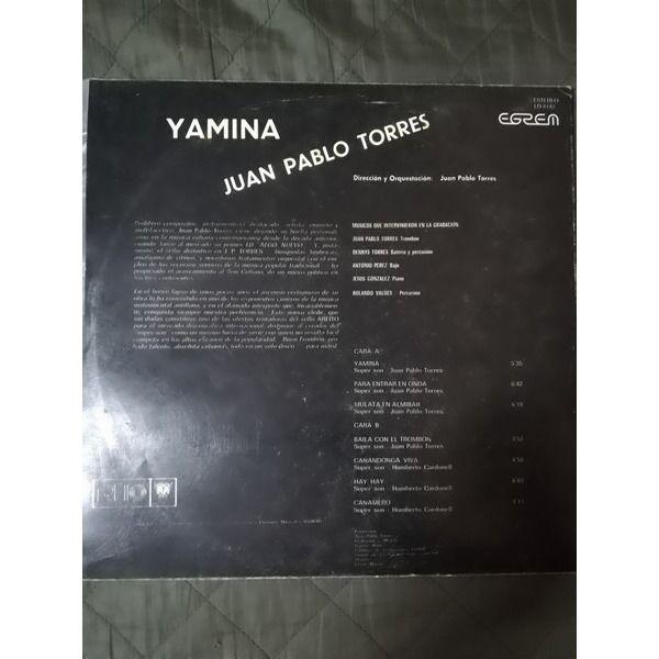 Juan Pablo Torres YAMINA