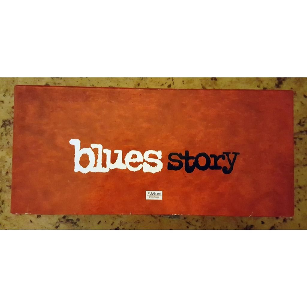 Compilation Blues Story 30 CD's Box