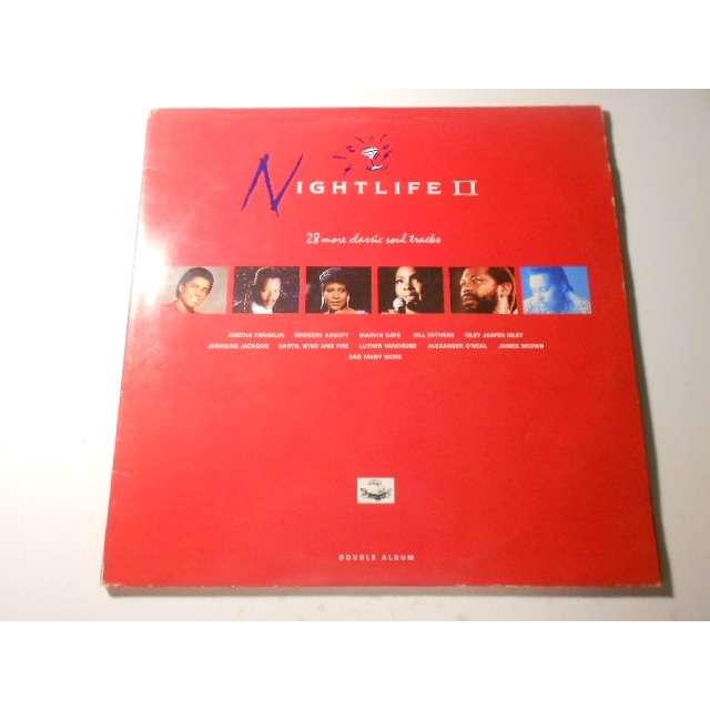 nightlife II 27 more classic soul tracks