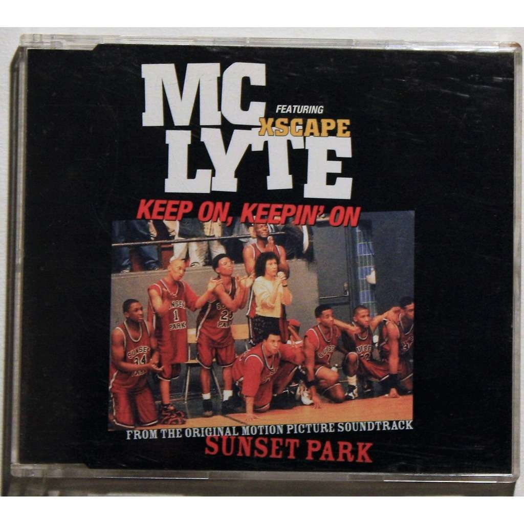 MC Lyte Featuring Xscape Keep On, Keepin' On