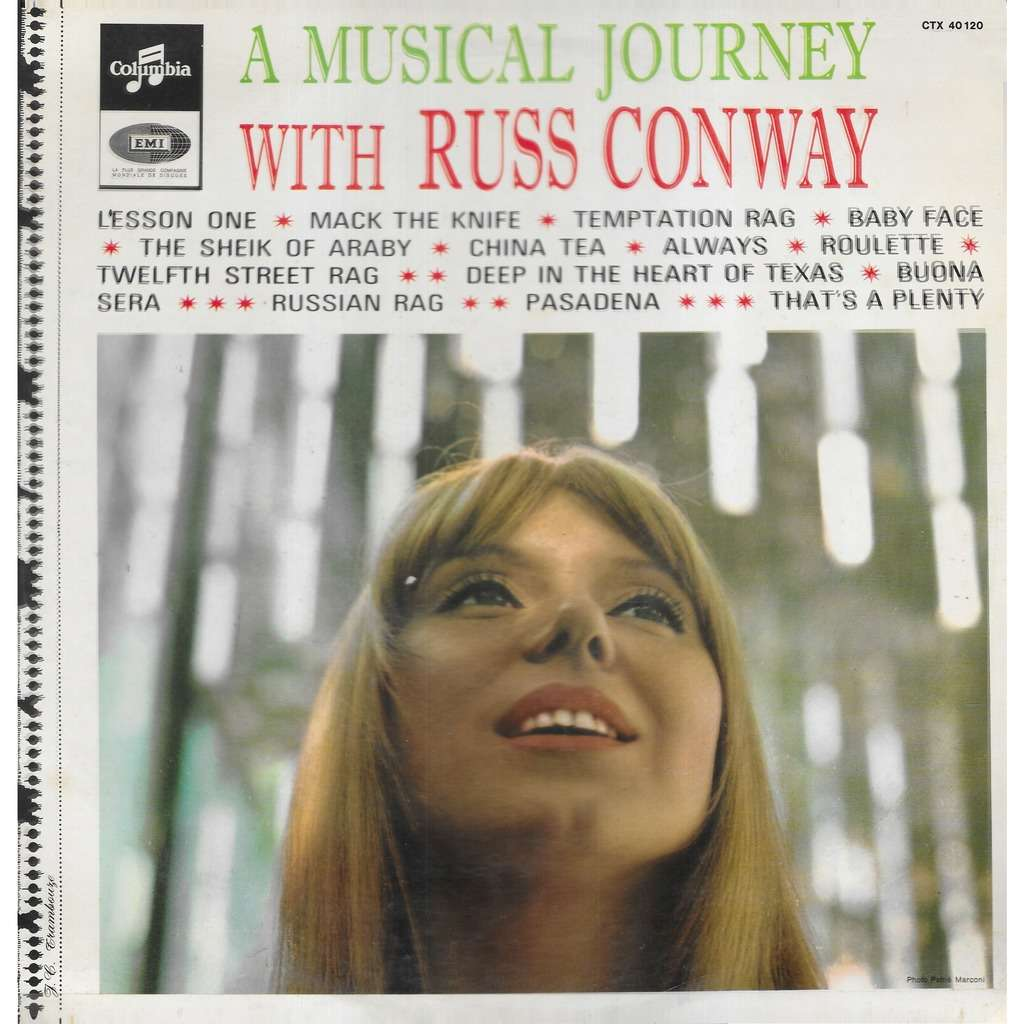 Russ CONWAY A Musical Journey With