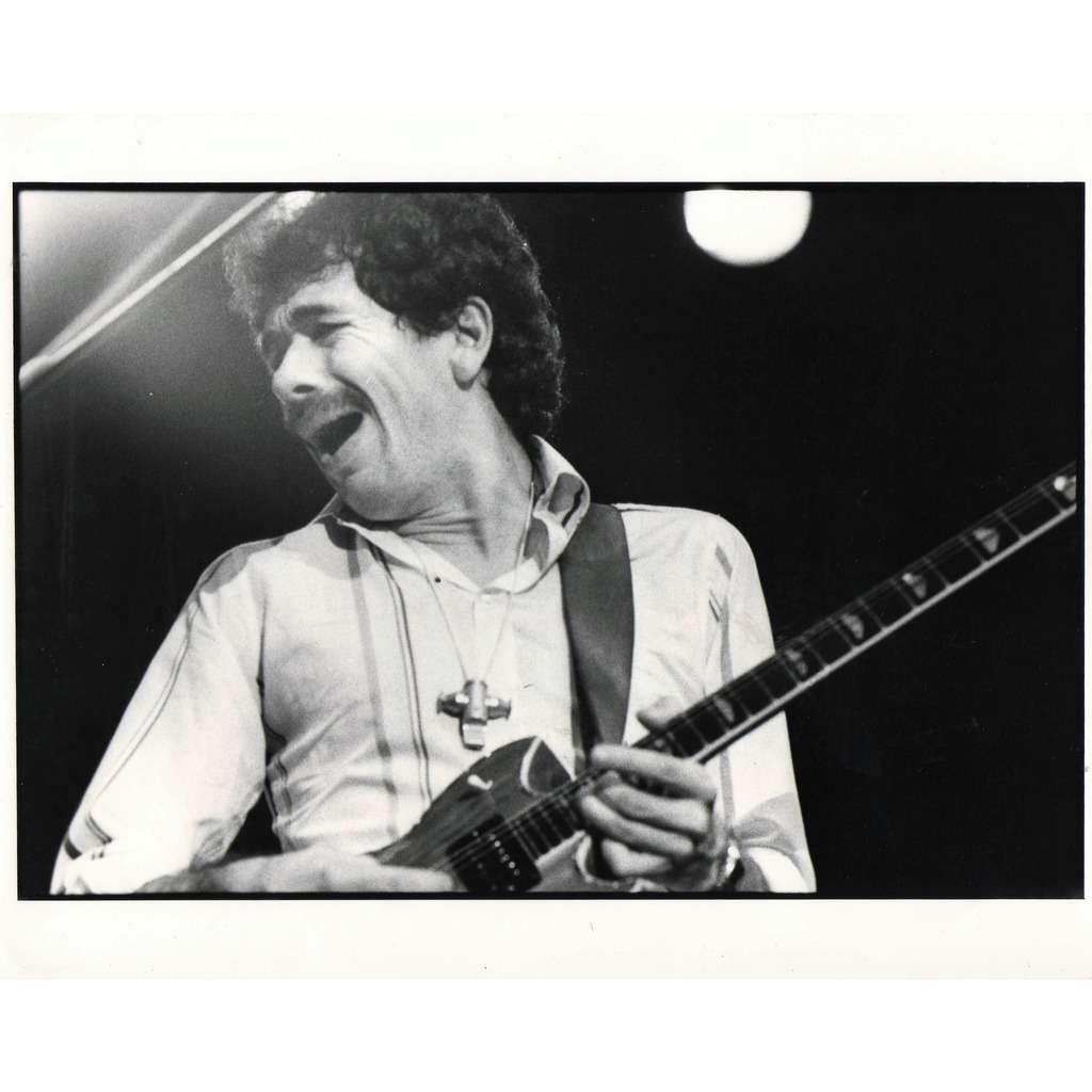 Santana Carlos Santana #4 (Usa 70s original 'London Features' promo photo by Paul Cox !!)