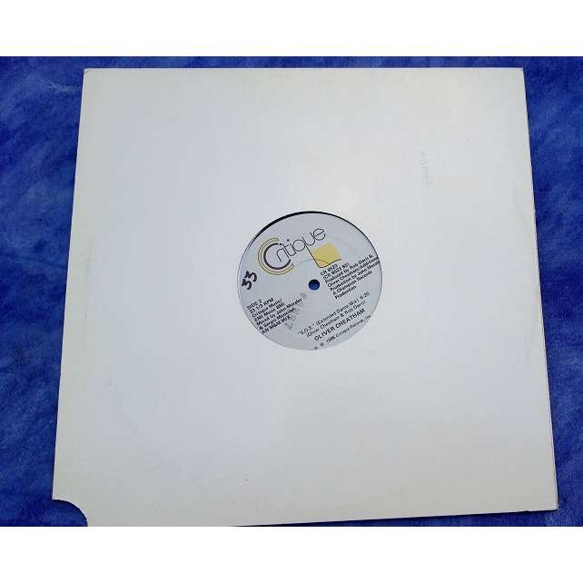 CHEATHAM, OLIVER Original USA S.O.S. (Radio Edit) / S.O.S. (Dub Mix) /S.O.S. (Extended Dance Mix)