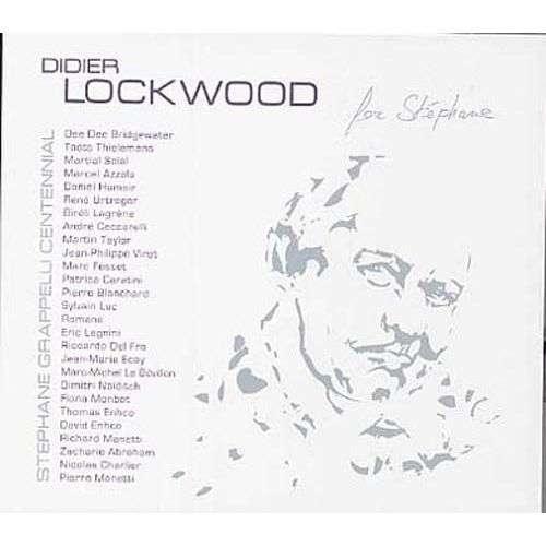 Didier Lockwood For Stéphane