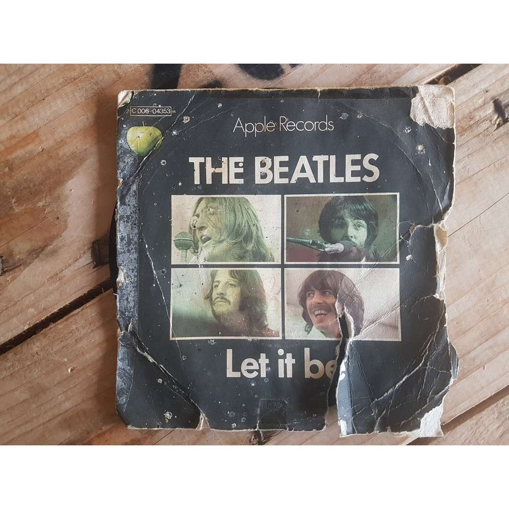 th beatles let it be / I know my name
