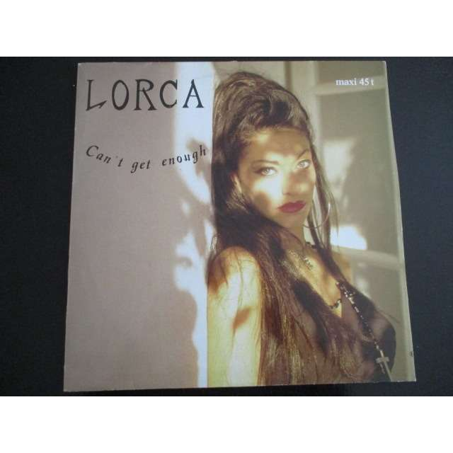 lorca can't get enough (ext versions)