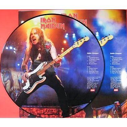 Iron Maiden Eddie Chopper (Sleep Train Pavillon California USA 20.06.2010)