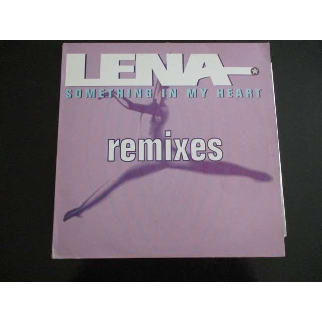 Lena (5) Something In My Heart (Remixes)