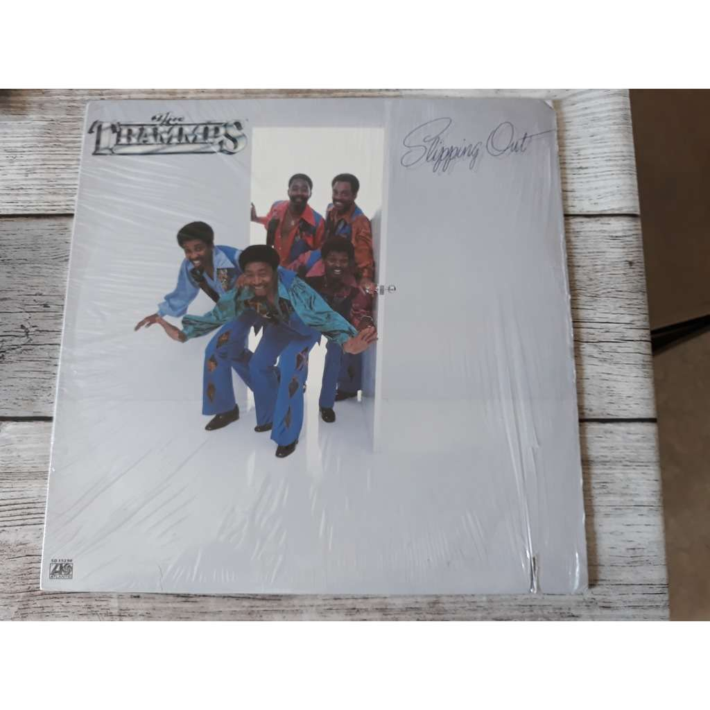 The Trammps - Slipping Out (LP, Album) 1980 The Trammps - Slipping Out (LP, Album) 1980