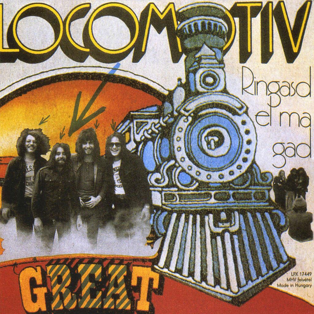 Locomotiv GT Ringasd El Magad