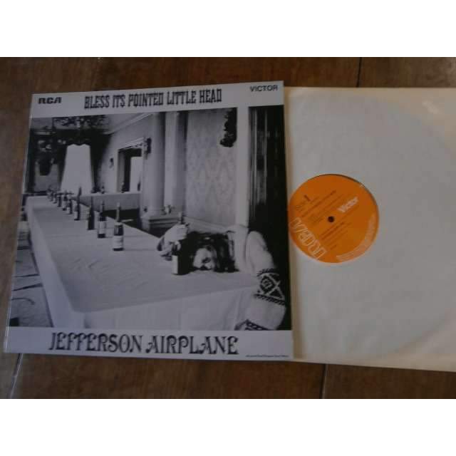jefferson airplane Bless it's pointed little head