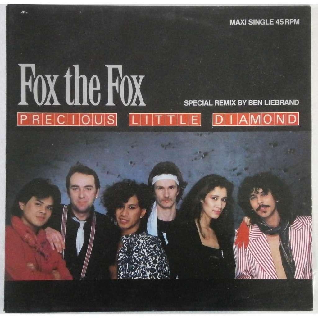fox the fox precious little diamond