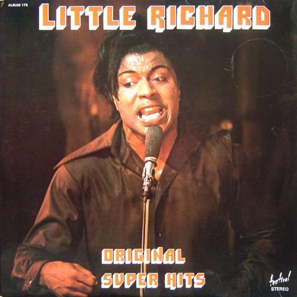 Little Richard Original Super Hits