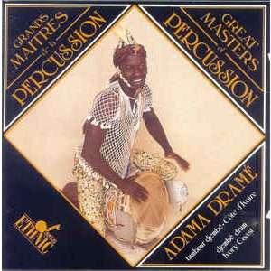 adama drame Grands Maîtres De La Percussion: Tambour Djembé • Côte D'Ivoire - Great Masters Of Percussion