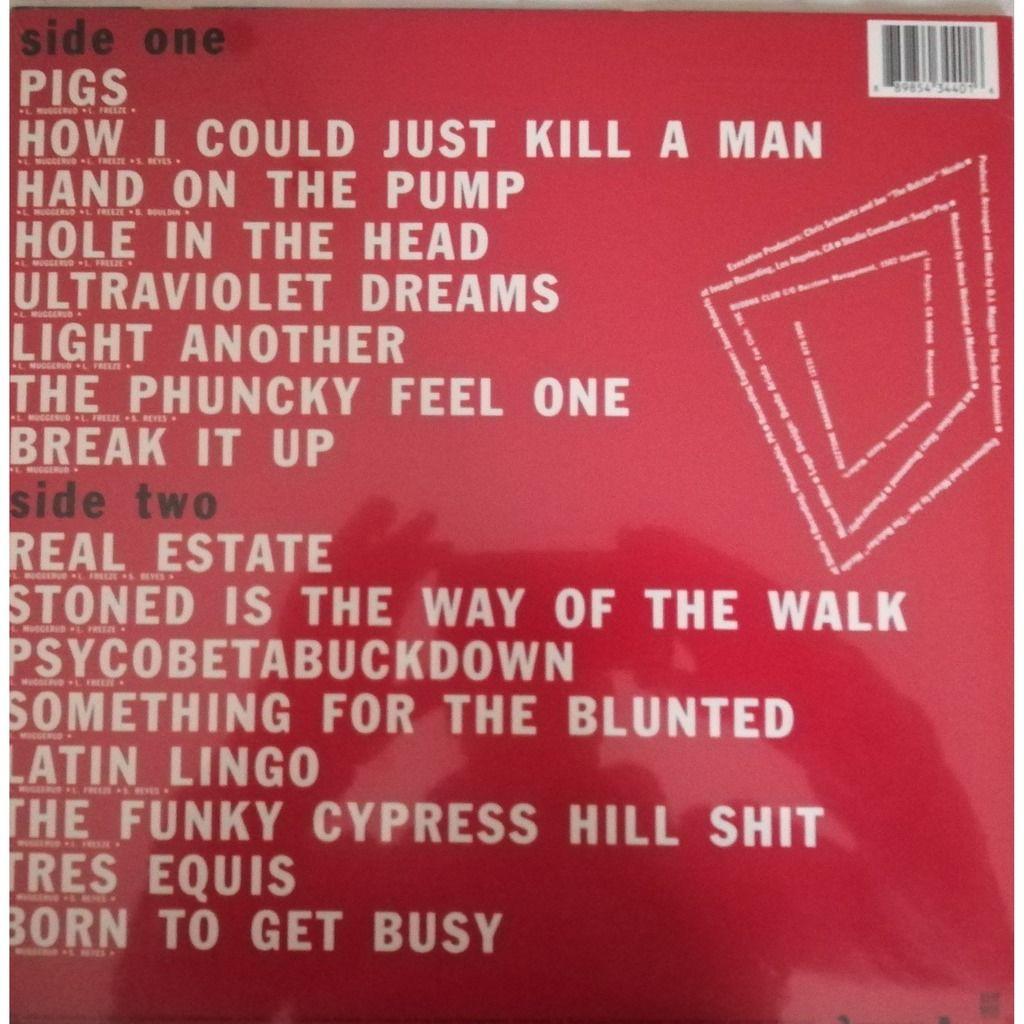 CYPRESS HILL Cypress Hill - First Album - Session de 1991