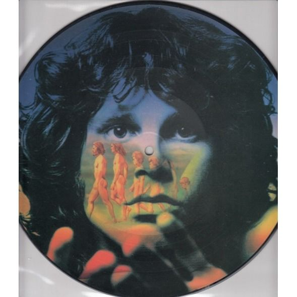 The Doors Light My Fire (USA 2012 'Fan Club' Ltd 9-trk live 10LP Picture Disc on Elektra lbl deluxe ps)