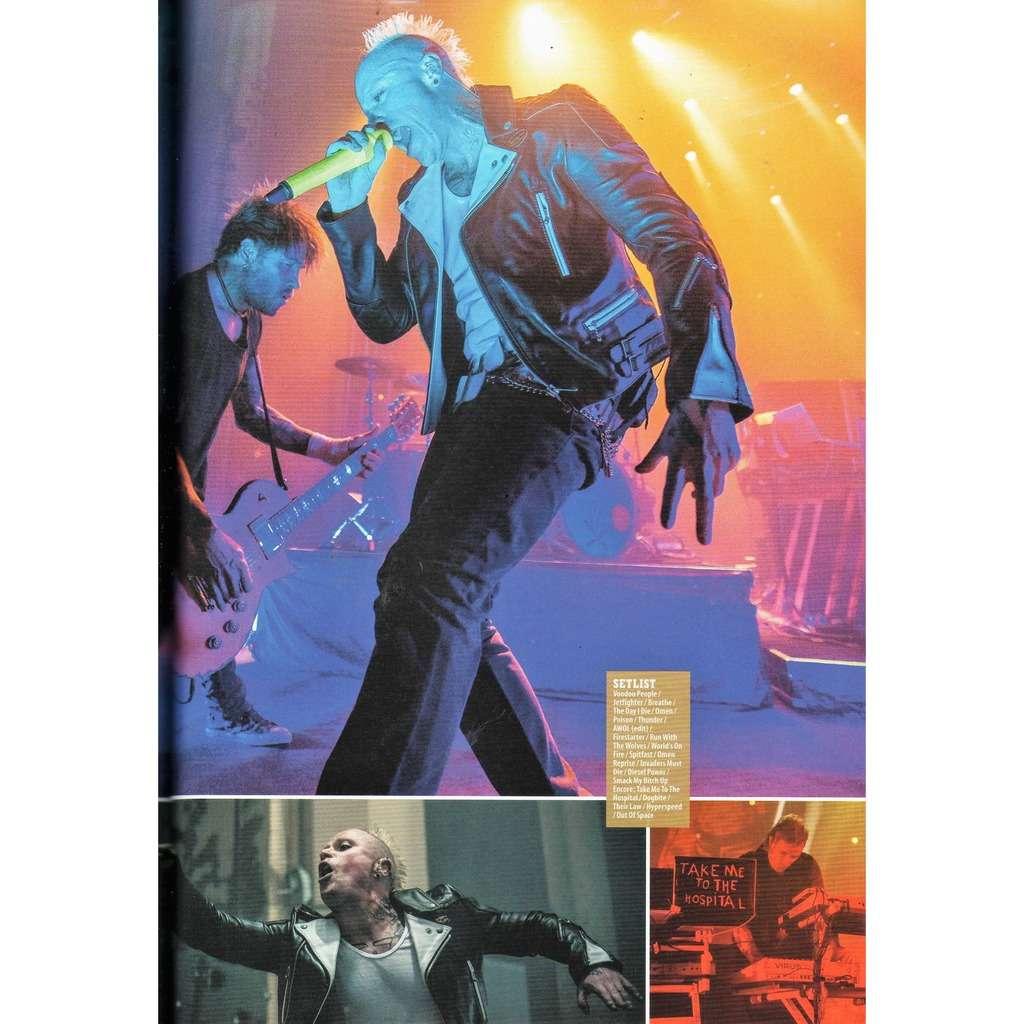 Prodigy Mojo (N.232 March 2013) (UK 2013 music magazine!!)