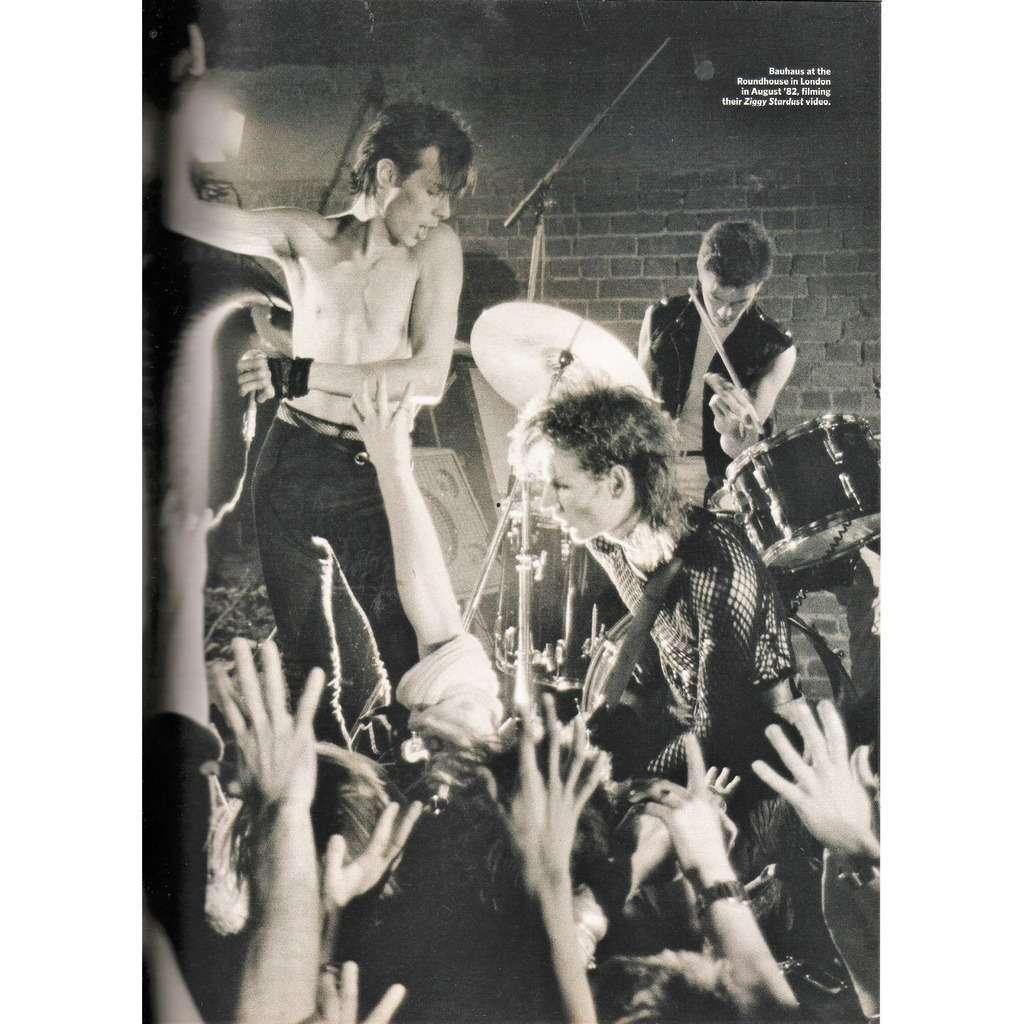 Bauhaus Classic Rock (N.167 Feb. 2012) (UK 2012 music magazine!!)
