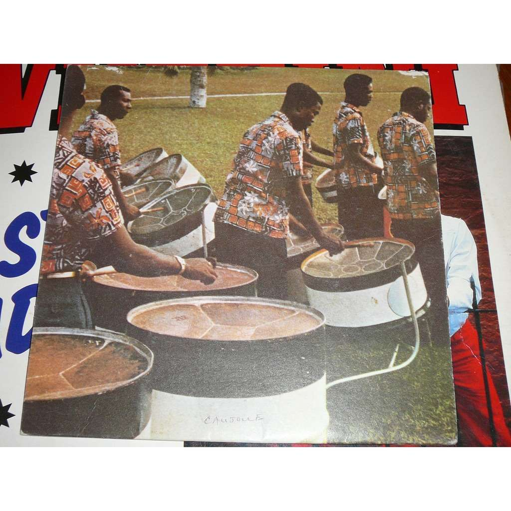 The Barbados Steel Band Kingston Town