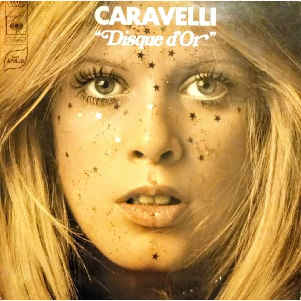 caravelli Disque d'or