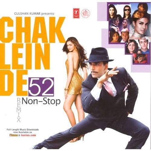 Ghajini , Yuvraaj , Jaane Tu Ya Jaane Na , Karz Chak Lein De 52 Non Stop Remix
