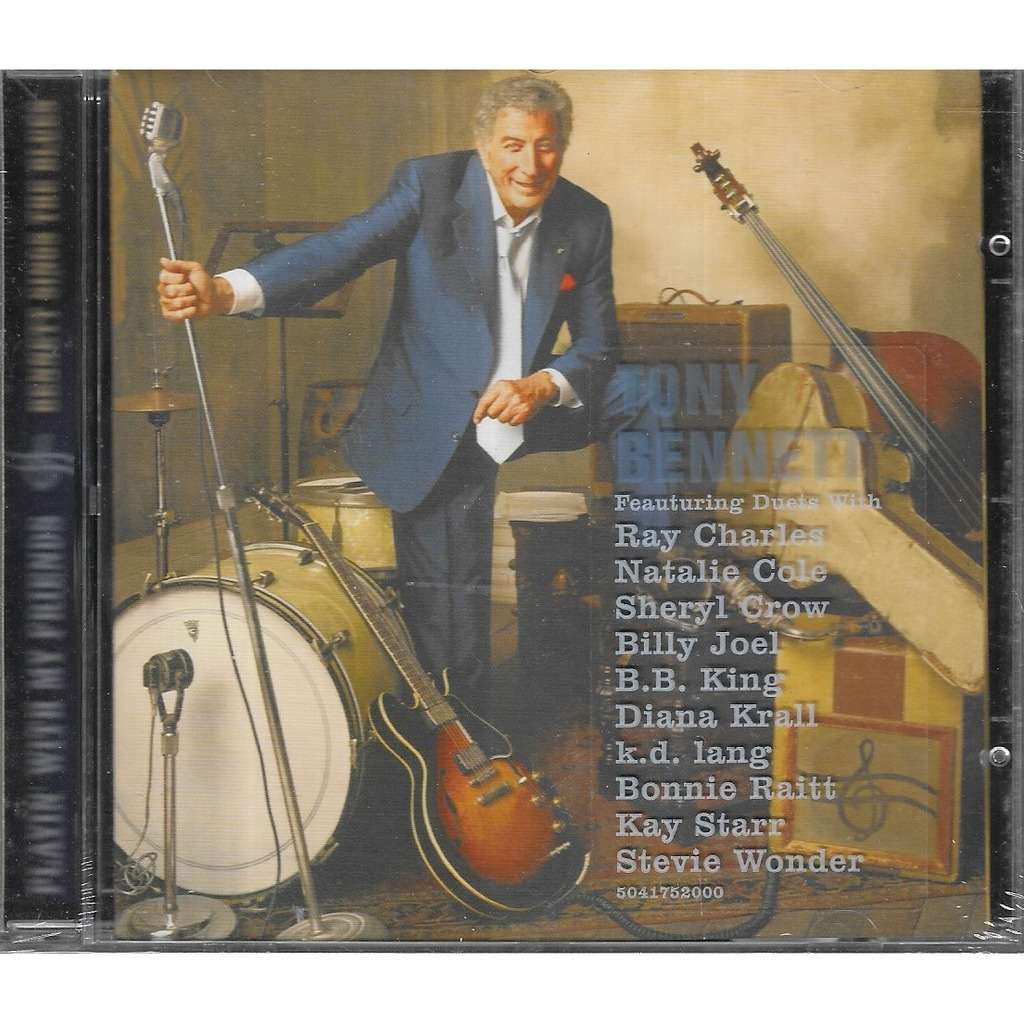 tony bennett Tony sings the blues