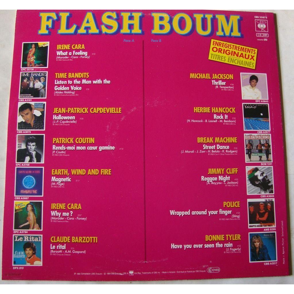 Flash boum Compilation