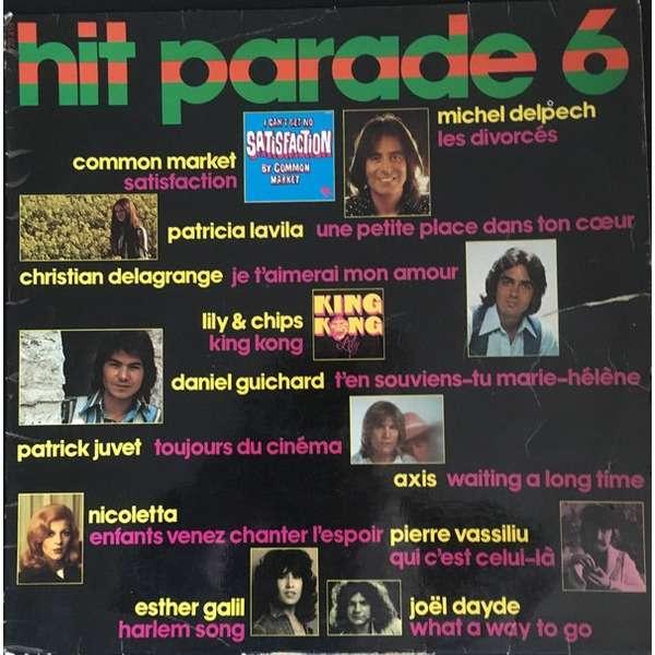 Axis, Patrick Juvet a.o. Hit Parade 6