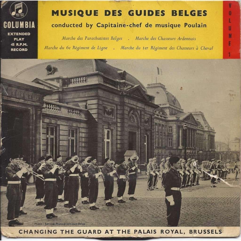 MUSIQUE DES GUIDES BELGES VOLUME 1