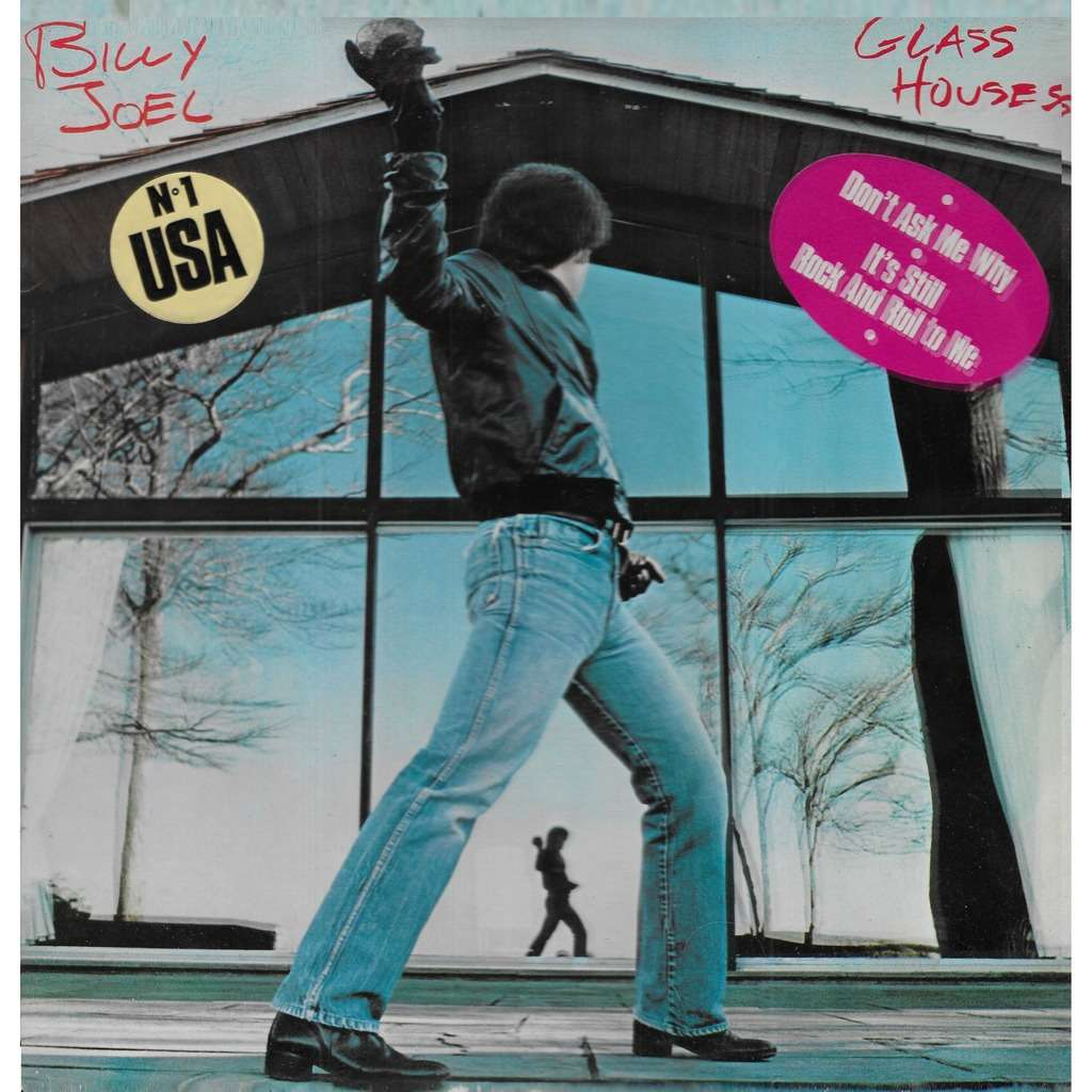 Billy JOEL Glass Houses