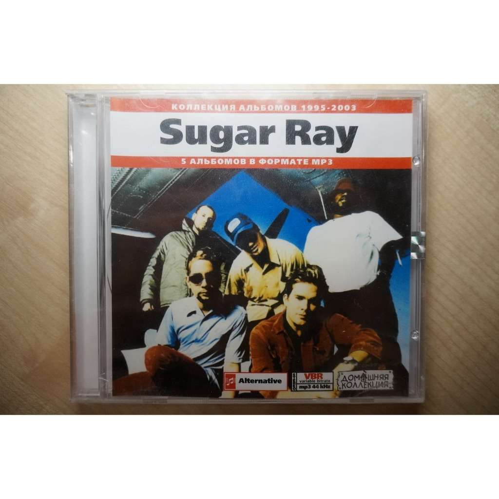 Sugar Ray MP3 Collection