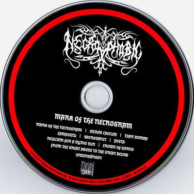 NECROPHOBIC Mark of the Necrogram