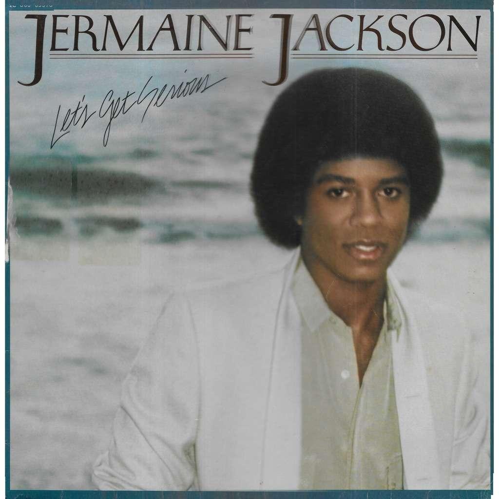 Jermaine JACKSON Let's Get Serious
