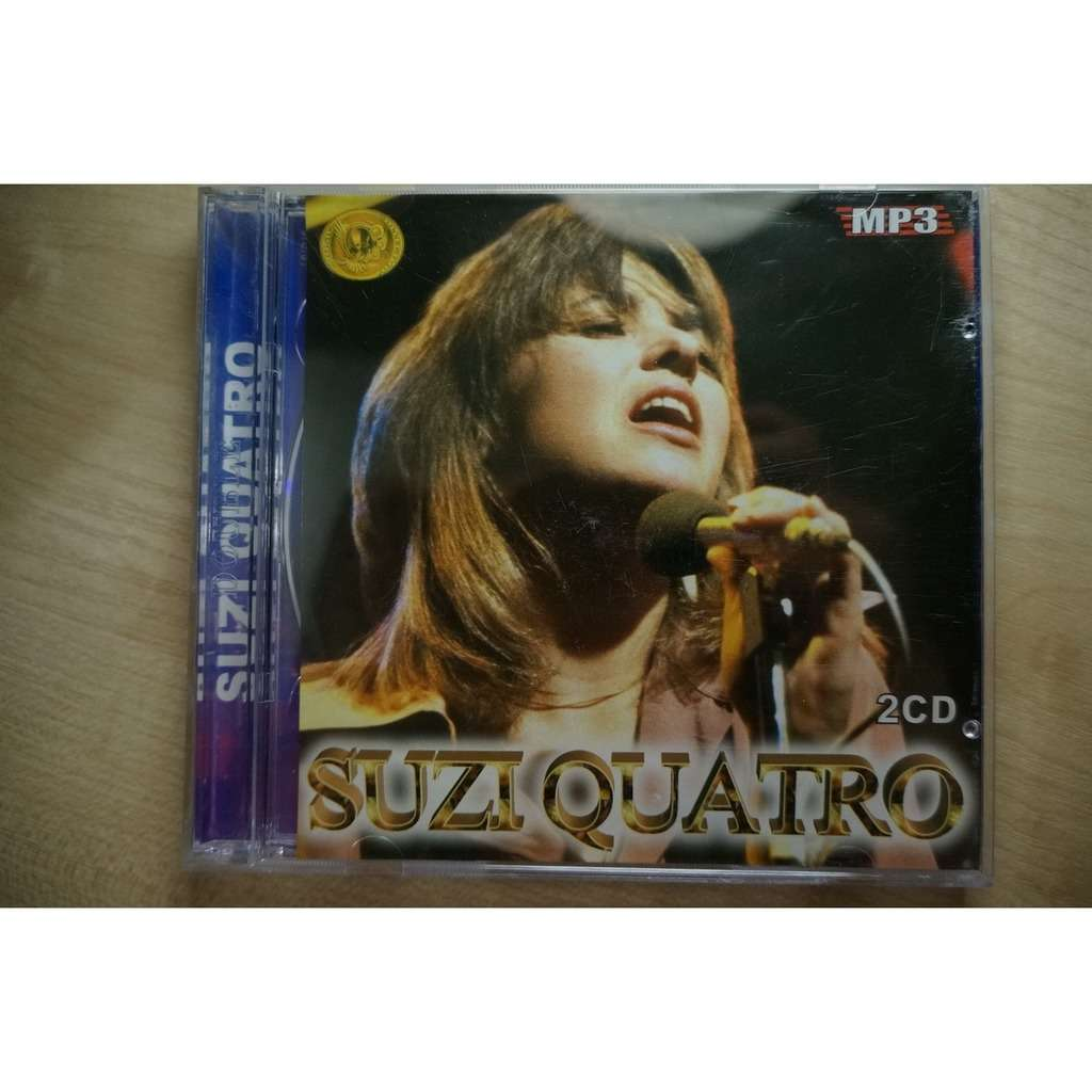 Suzi Quatro MP3 Collection, part 1-2 (2 CD)